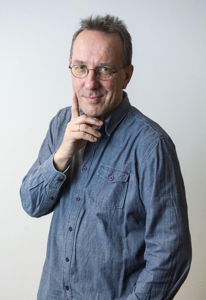 Journalist Martin Ruesink.
