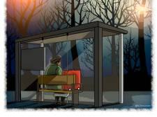 Tragisch verhaal vrouw in bushokje maakt veel los: wat gaat er mis dat dit kan gebeuren?