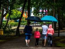 KNMI waarschuwt Oost-Nederland nu al voor hagel en onweer op zaterdagmiddag