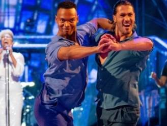 BBC krijgt tientallen haatreacties na tv-show met mannelijk danspaar