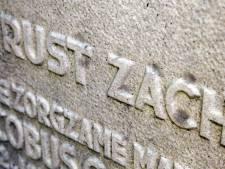 Begraven worden in Zederik door fusie bijna duizend euro duurder