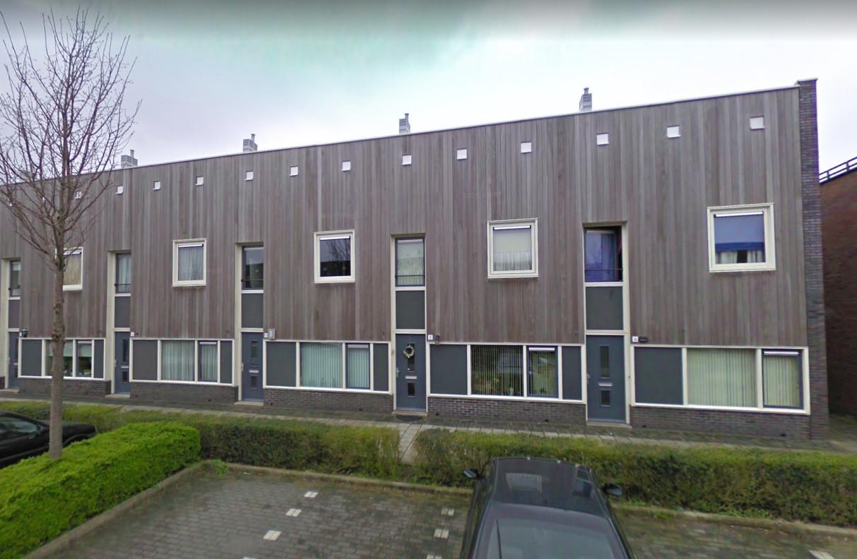 De woning aan de Rigastraat is voor een halfjaar gesloten door de burgemeester.