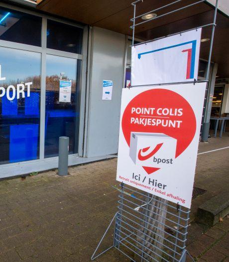 Bpost n'a finalement pas besoin de Decathlon en Wallonie