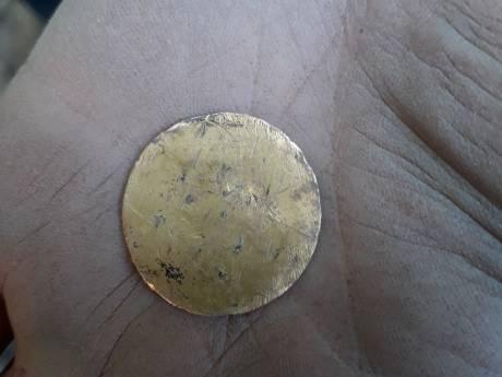 Droomvondst: zeldzame 'ongeslagen munten' bij opgravingen postkantoor Utrecht