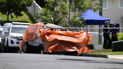 Drie jonge kinderen en hun ouders sterven in brandende wagen: Australische politie onderzoekt piste van familiedrama