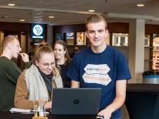 Saxionstudent Mick Landman: 'Met mijn ervaring wil ik mensen inspireren stamceldonor te worden'