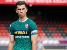 Enkelblessure houdt Montsma uit basis bij FC Dordrecht