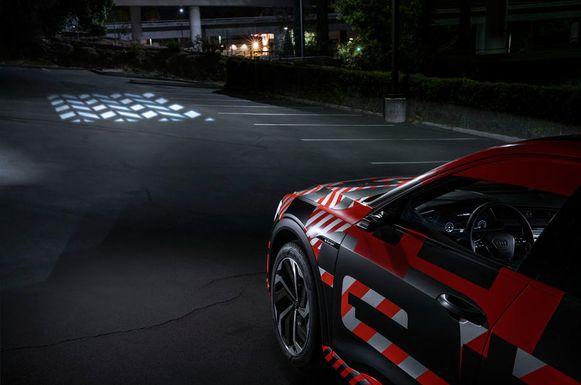 Audi's lichttechnologie.