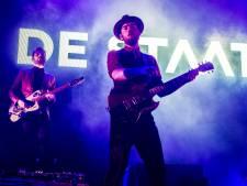 Nijmeegse band De Staat vervangt The Prodigy en is headliner op Lowlands