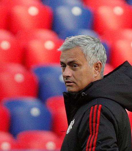 Mourinho mist volledig middenveld en moet puzzelen