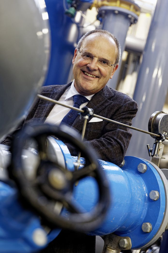 Guïljo van Nuland neemt afscheid als algemeen directeur van Brabant Water.