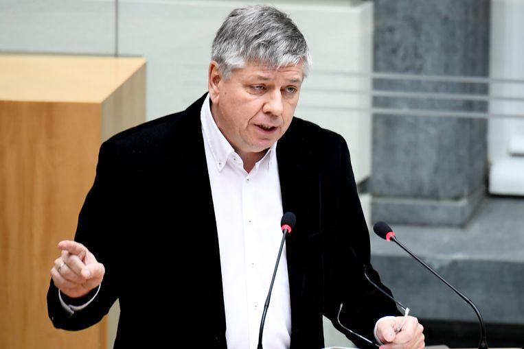 Minister van Welzijn Jo Vandeurzen.