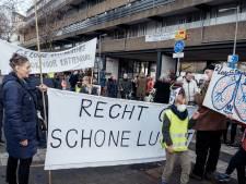 Bewoners Kattenburg protesteren opnieuw tegen extra verkeer