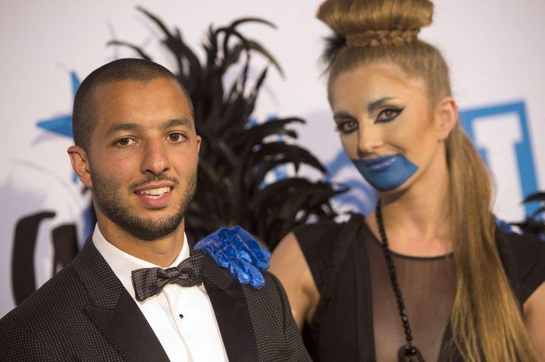Sofiane Hanni won de trofee van 'Profvoetballer van het Jaar'