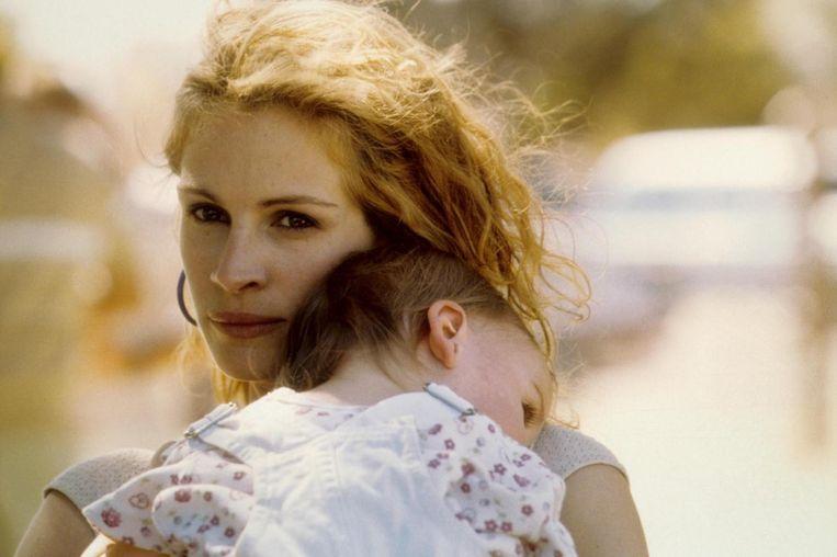 Julia Roberts in Erin Brockovich. Beeld Universal Pictures