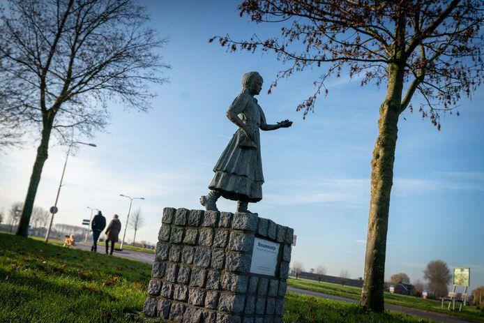 'Kruuzemuntje' van Lia Knol in Driel.