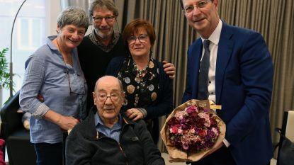 """Eloi viert 100ste verjaardag: """"Van een altaar tot de wielen van een trottinette: ik maakte altijd alles zelf"""""""