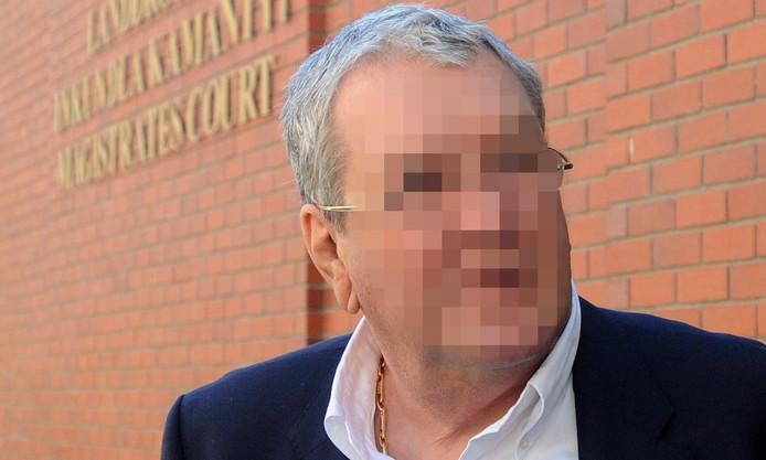 De Nederlandse zakenman Guus Kouwenhoven