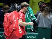La Belgique ne peut plus espérer, fin de l'aventure en Coupe Davis
