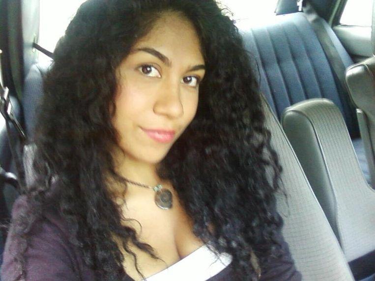 Berenice Osorio, de Mexicaanse vrouw die door Tom P. om het leven werd gebracht.