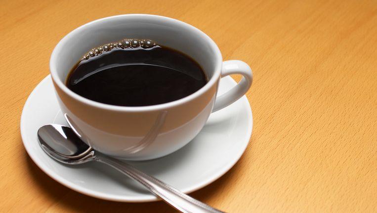Een kopje koffie. Beeld Thinkstock