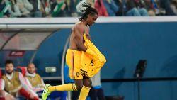 UEFA klaagt KBVB aan omdat Boyata even in shirt Batshuayi speelde tegen Rusland