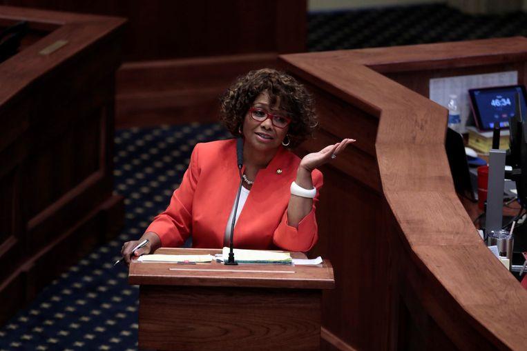 Democraat Linda Coleman-Madison.