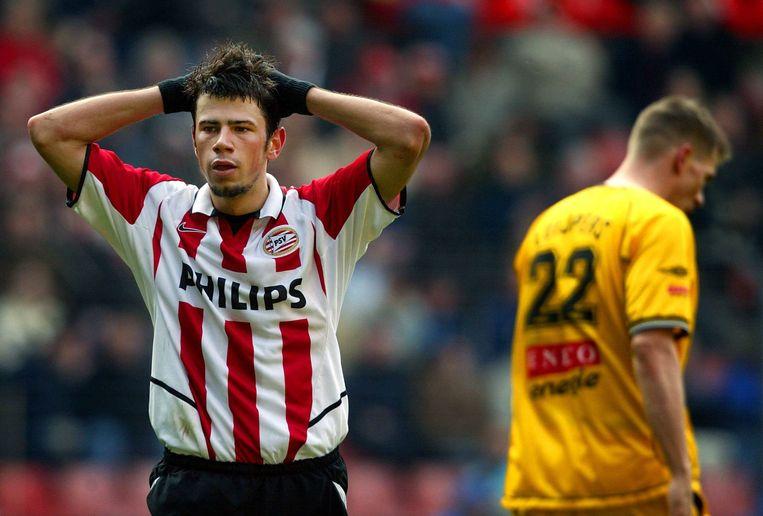 Mateja Kezman was als speler onder meer actief bij PSV.