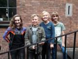 Jongste band van Zeeland voor het eerst op het podium
