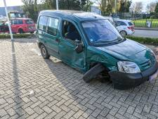 Brandweerauto betrokken bij ongeluk in Etten-Leur
