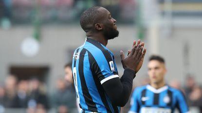 LIVE (20u45). Loodst Lukaku Inter naar een plek in halve finales van Coppa Italia?