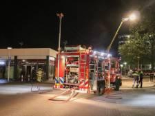 Omwonenden verdenken hangjeugd van brandstichting bij slijter