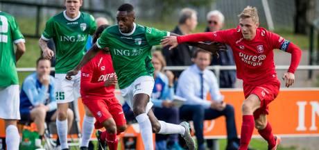 Duel Jong FC Twente tegen VVOG afgelast