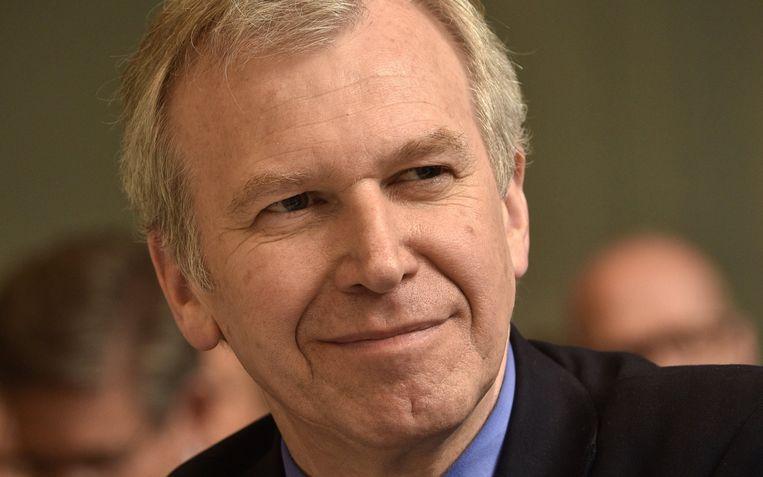 Gewezen eerste minister Yves Leterme (CD&V) is sinds 2014 secretaris-generaal van de intergouvernementele organisatie Idea.