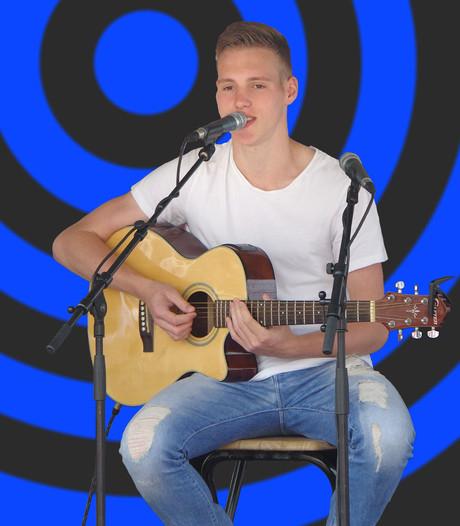 Mitch deze week op podium in Aalten