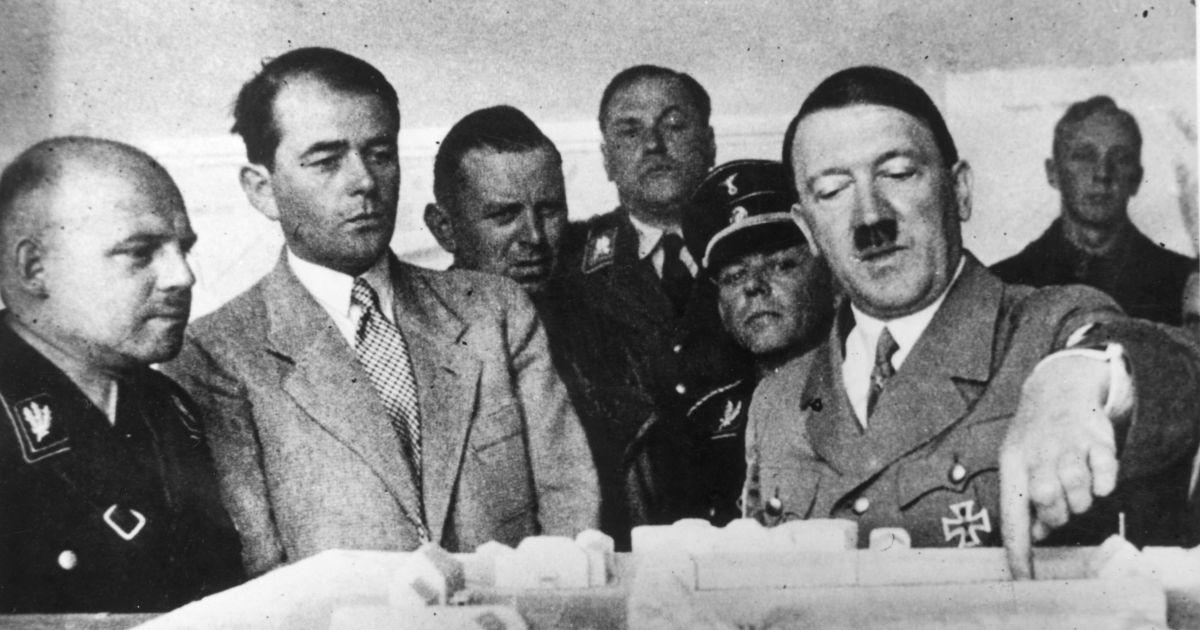 Albert Speer een 'nobele nazi'? In nieuwe biografie vallen de maskers af | boeken | De Morgen