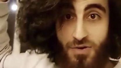 """Moeder ontvangt snapchat-filmpje van de moordenaar van haar zoon, gefilmd vanuit zijn cel: """"Hij maakt mijn zoon belachelijk"""""""