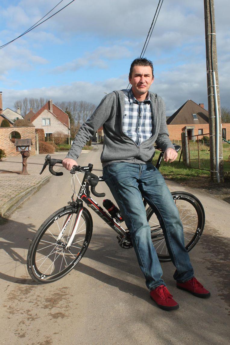 Tom Verhasselt van Bodegem/Kapelle Sportief vindt de gemeentelijke steun een stap in de goede richting.