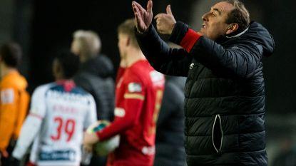 """Vanderhaege ziet Kortrijk """"overeind blijven"""" op de Bosuil: """"We zijn nu toch een stapje dichter"""""""