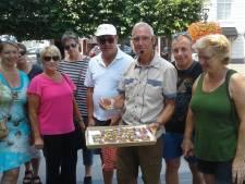 Wilde rucola, sla zoals sla hoort te zijn: eetbare planten- en kruidenwandeling in Heusden