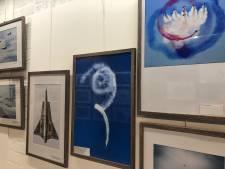 Expositie vol donderende straaljagers bij Kunst & Co in Uden