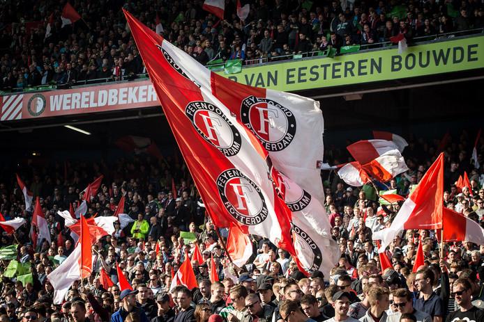 Feyenoordsupporters.