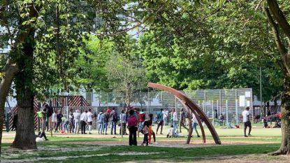 Burgerplatform ontruimt Maximiliaanpark preventief ondanks verbod extreemrechtse Mars op Brussel