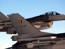 Les F-16 belges interceptent des avions russes survolant la mer Baltique