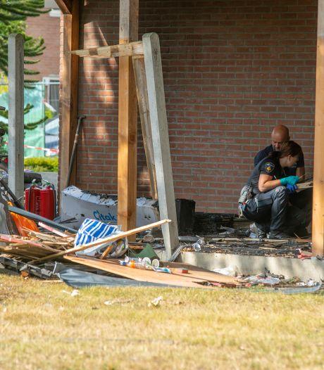 Explosief in tuin gegooid bij verdachte terrasdrama Deventer, politie spreekt van aanslag