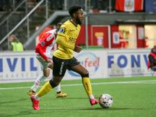 Willem II neemt John Yeboah over van VfL Wolfsburg