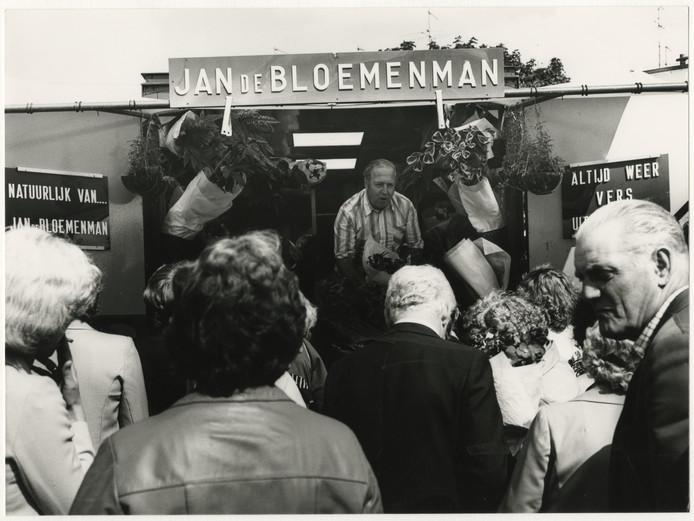 Jan de Bloemenman in 1979