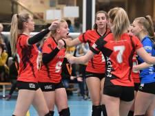 Volleybalselectie van Activia komend seizoen bijna onveranderd