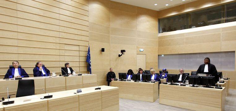 Internationaal Strafhof. Beeld ANP