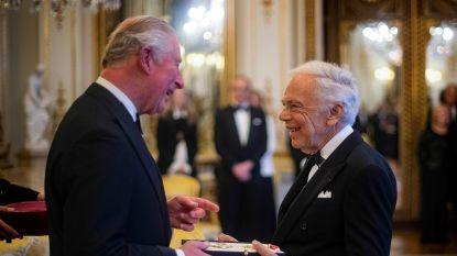 Prins Charles riddert Ralph Lauren